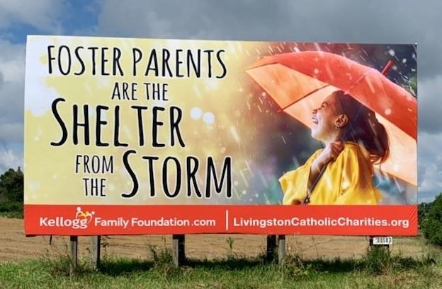 Foster Care billboard 21