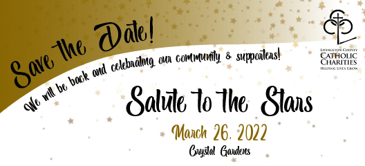 Save the Date 2022 e-news